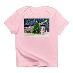 XmasMagic/Old English #6 Infant T-Shirt