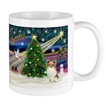 Xmas Magic Papillon (f) Mug