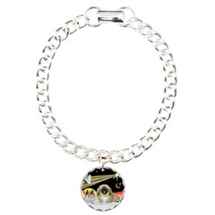 Wisemen/Pekingese Bracelet