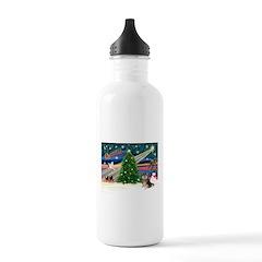 XmasMagic/Pom (prti) Water Bottle