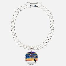 XmasSunrise/Std Poodle Bracelet