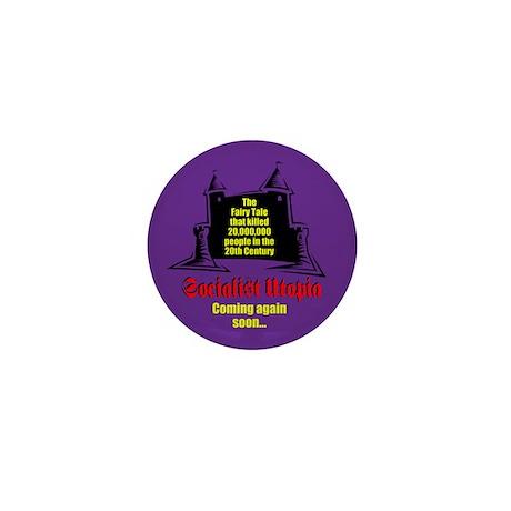 Socialist Fairy Tale Mini Button