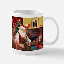 Santa's Std Poodle(c) Mug
