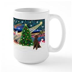 XmasMagic/Poodle (ST-ch) Mug