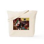 Santa's PWD Tote Bag