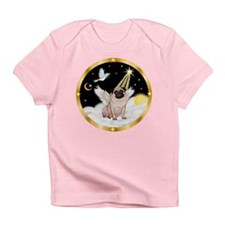 Night Flight/ Pug Infant T-Shirt
