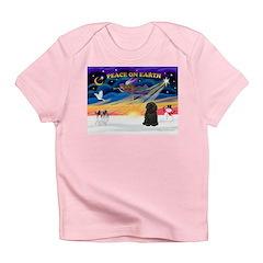 XmasSunrise/Puli #1 Infant T-Shirt