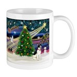 XmasMagic/Rat Terrier Mug