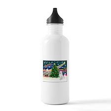 Xmas Magic & Samo Water Bottle