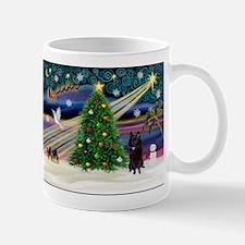 XmasMagic/Schipperke (#4) Mug