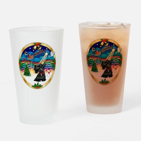XmasMusic 3/Scottie #12 Drinking Glass