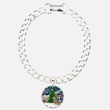 Xmas Magic & S Husky Bracelet