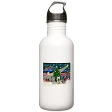Xmas Magic & Skye Trio Sports Water Bottle