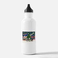 Xmas Magic & Skye Trio Water Bottle