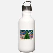 Xmas Magic / Skye Terri Sports Water Bottle