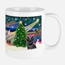 Xmas Magic & Skye Terrier Mug