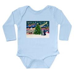 XmasMagic/TibetanTer 5 Long Sleeve Infant Bodysuit