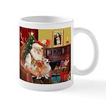 Santa's 2 Corgis (P2) Mug