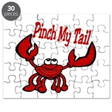Pinch Me Smiling Crawfish Puzzle