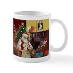 Santa's Wheaten (#7) Mug