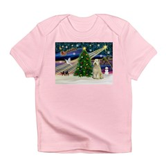 XmasMagic/Wheaten (#10) Infant T-Shirt