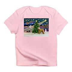 XmasMagic/Wheaten (#2) Infant T-Shirt