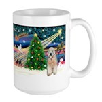 XmasMagic/Wheaten (#5) Large Mug