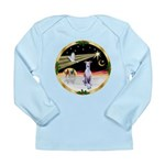Wisemen/Whippet #8 Long Sleeve Infant T-Shirt