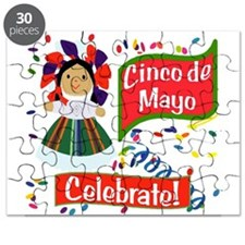 Cinco de Mayo Doll Puzzle