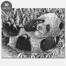 Giant Panda Cub Puzzle