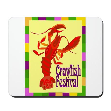 Crawfish Fest Mousepad