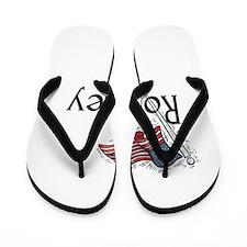 Romney Election Gear Flip Flops