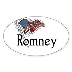 Romney Election Gear Decal