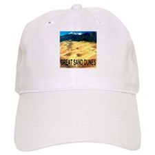 Great Sand Dunes National Mon Baseball Cap