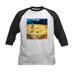 Great Sand Dunes National Mon Kids Baseball Jersey