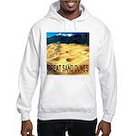 Great Sand Dunes National Mon Hooded Sweatshirt
