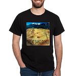 Great Sand Dunes National Mon Black T-Shirt