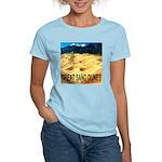 Great Sand Dunes National Mon Women's Pink T-Shirt