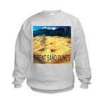 Great Sand Dunes National Mon Kids Sweatshirt