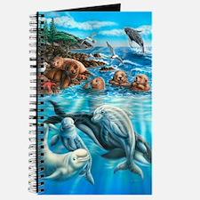 Cool Sea otter Journal