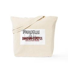 Cute Springfield college boston campus Tote Bag