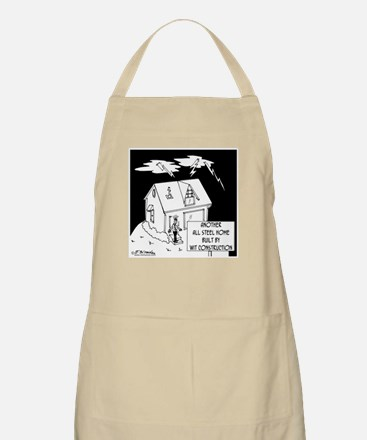 Another All Steel Home Apron