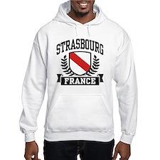 Strasbourg France Jumper Hoody