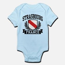 Strasbourg France Infant Bodysuit