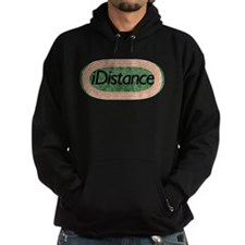 i distance track and field Hoodie