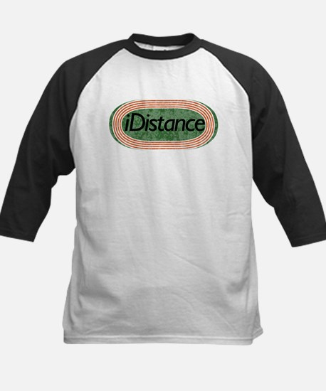 i distance track and field Kids Baseball Jersey