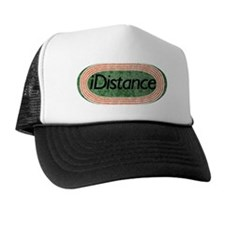 i distance track and field Trucker Hat