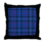 Tartan - Dundonald Throw Pillow