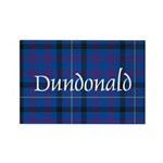Tartan - Dundonald Rectangle Magnet (100 pack)