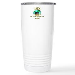 Lost Jack Quote Travel Mug